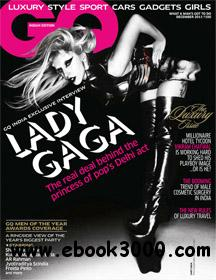 GQ December 2011 (India) free download