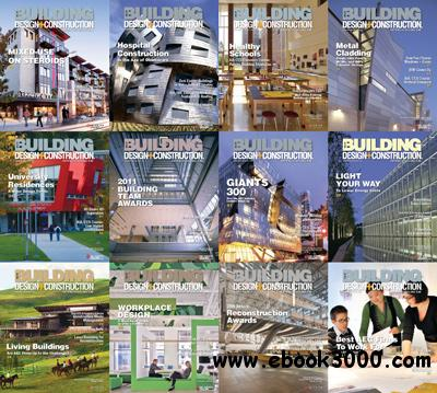 Building Design+Construction 2011 Full Year Collection free download