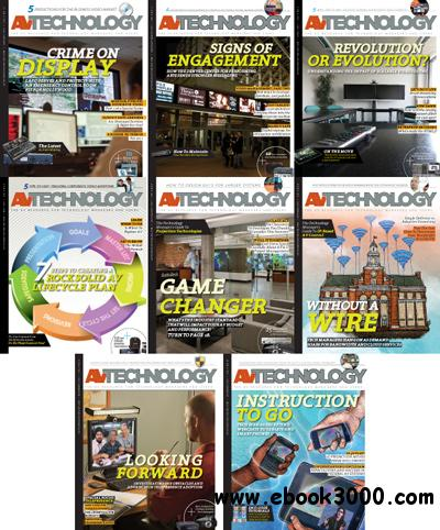 AV Technology 2011 Full Year Collection free download
