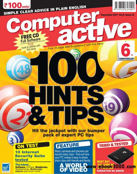 Computer active India - December 2011 free download
