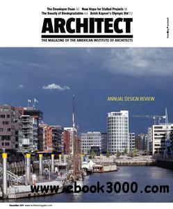 Architect Magazine - December 2011 free download