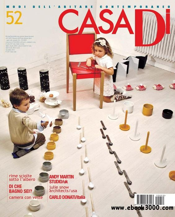 CasaDi - Dicembre 2011 free download