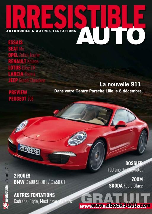Irresistible Auto - Decembre 2011 free download