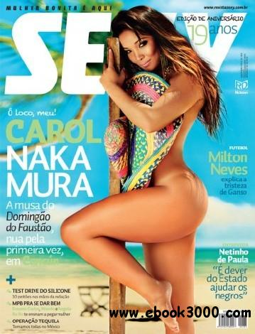 Sexy Brazil - November / 2011 (Carol Nakamura) free download
