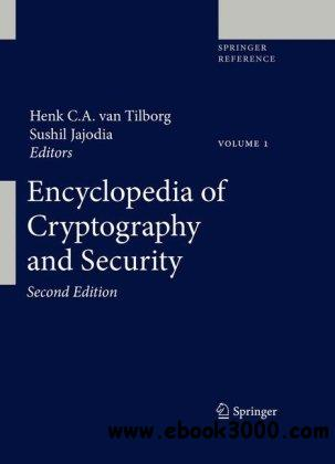 Encyclopedia of Cryptography and Security, 2nd edition free download