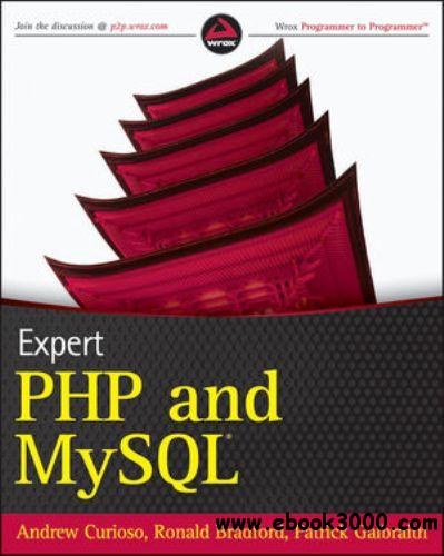 Expert PHP and MySQL free download