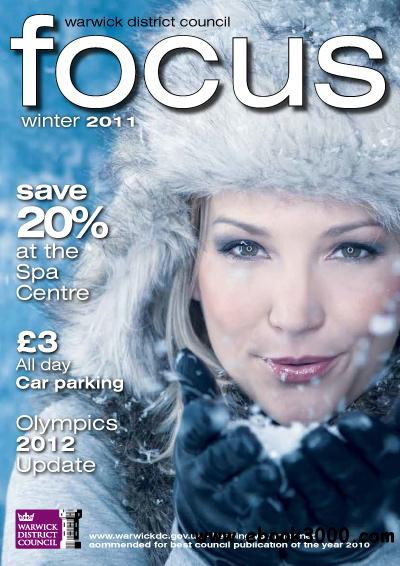 WDC Focus - Winter 2011 free download