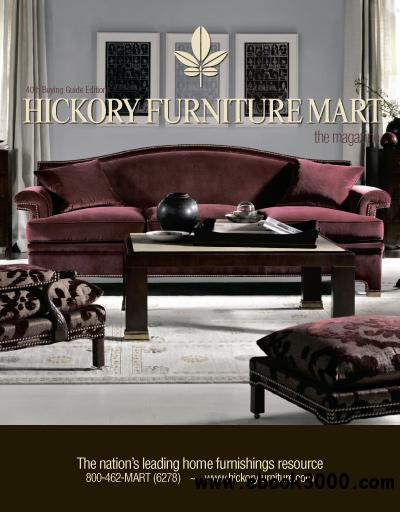 Hickory Furniture Mart Guide 2012 free download