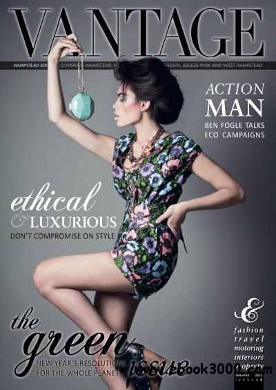 Vantage Magazine - January 2012 free download