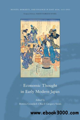 Economic Thought in Early Modern Japan free download