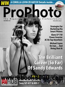 Pro Photo December 2011 (Australia) free download