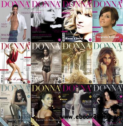 Donna Deluxe 2011 Full Year Collection free download