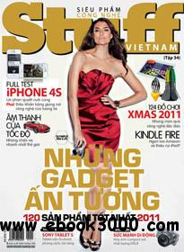 Stuff December 2011 (Vietnam) free download