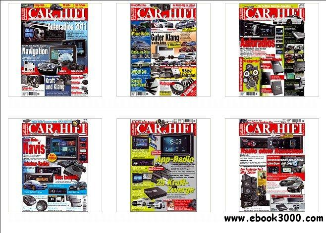 Car & Hifi Magazin Jahrgang 2011 Full Year Collection free download