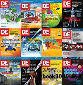 Desktop Engineering 2011 Full Year Collection free download