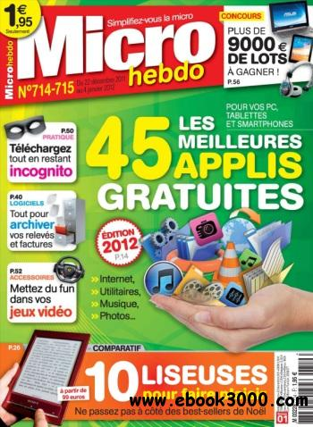 Micro Hebdo - 22 Decembre 2011 free download