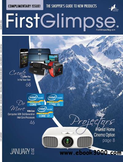First Glimpse - January 2012 free download
