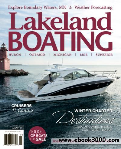 Lakeland Boating - January 2012 free download