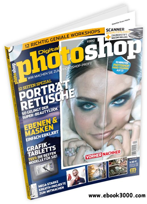 Digital Photo Photoshop Magazin Januar Februar No 01 2012 free download