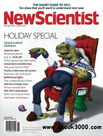 New Scientist - 24 December 2011/ 6 January 2012 free download