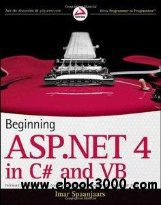 Beginning ASP.NET 4: in C# and VB free download