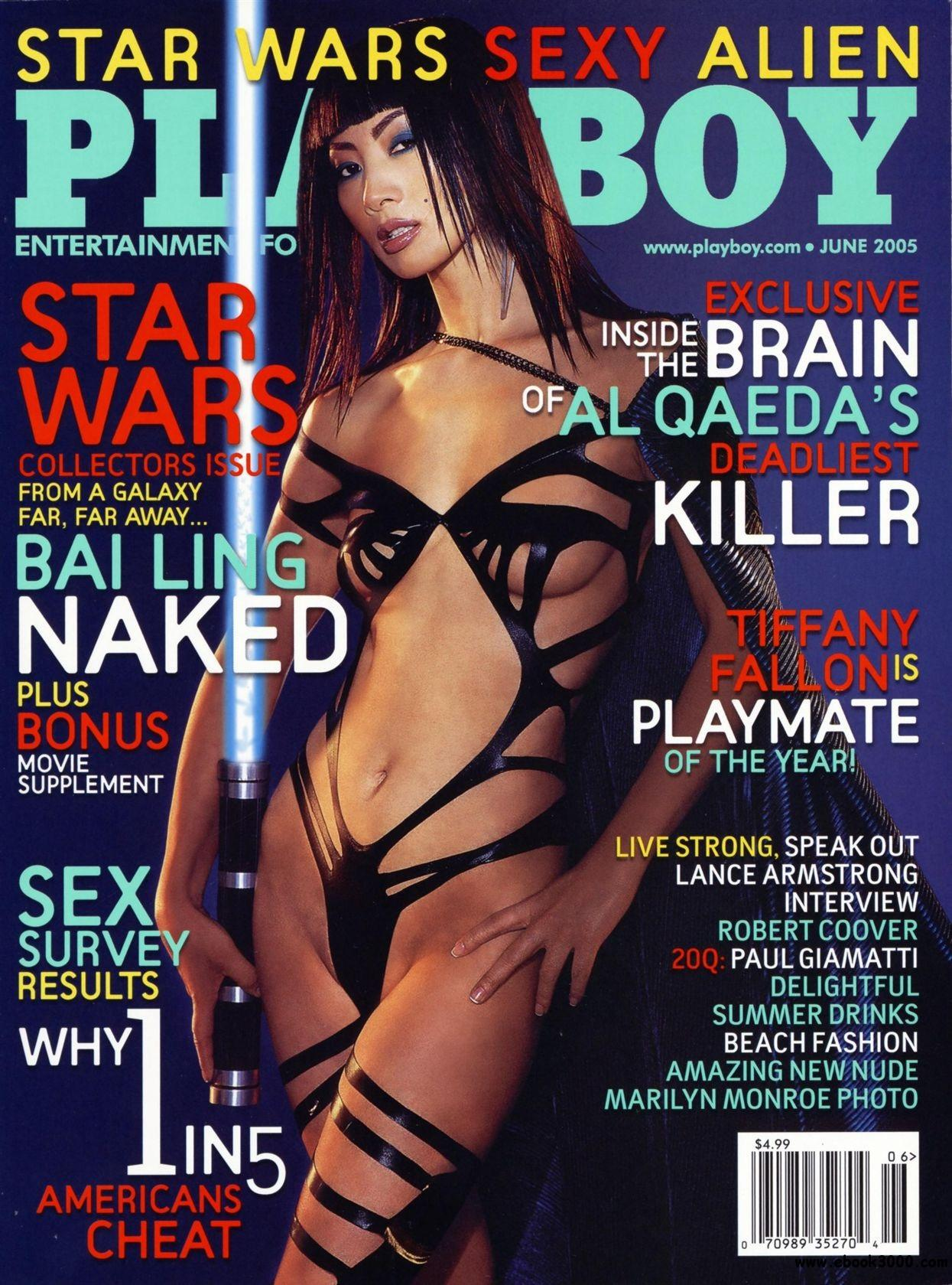 Playboy USA - June 2005 free download