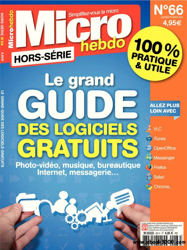 Micro Hebdo Hors-Serie N 66 Janvier - Fevrier 2012 free download