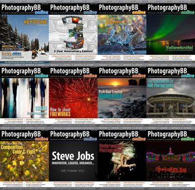 PhotographyBB 2011 Full Year Collection free download