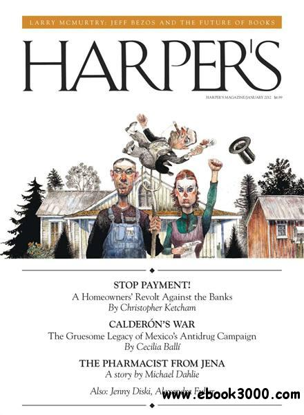 Harper's - January 2012 free download