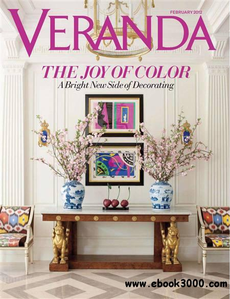 Veranda - January/February 2012 free download