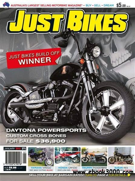 Just Bikes - January 2012 free download