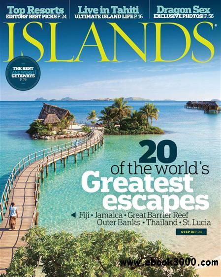 Islands - January/February 2012 free download