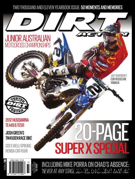 Dirt Action - January 2012 free download