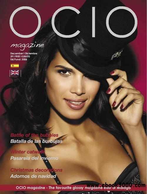 Ocio Magazine - December 2011 free download