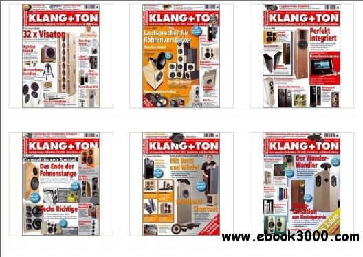 Klang und Ton Magazin Jahrgang 2011 Full Year Collection free download