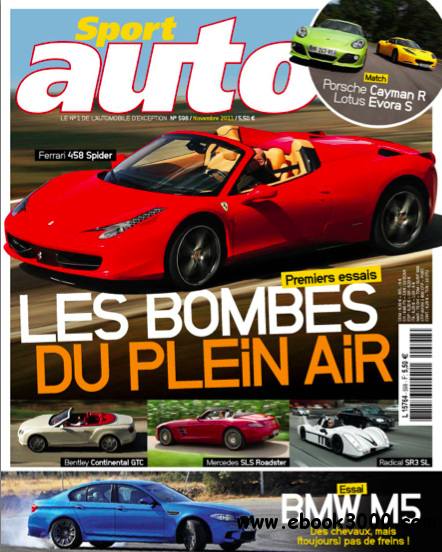 Sport Auto No 598 free download