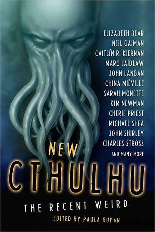 New Cthulhu: The Recent Weird free download