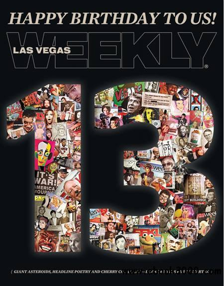 Las Vegas Weekly - 22 December 2011 free download