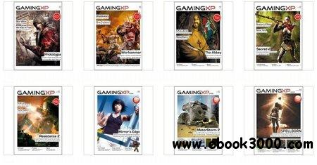 Gaming XP Magazin Jahrgang 2008 Full Year Collection free download