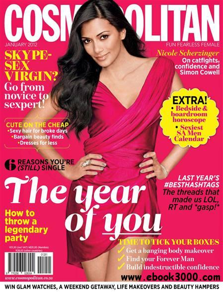 Cosmopolitan - January 2012 / South Africa free download