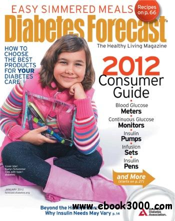 Diabetes Forecast - January 2012 free download