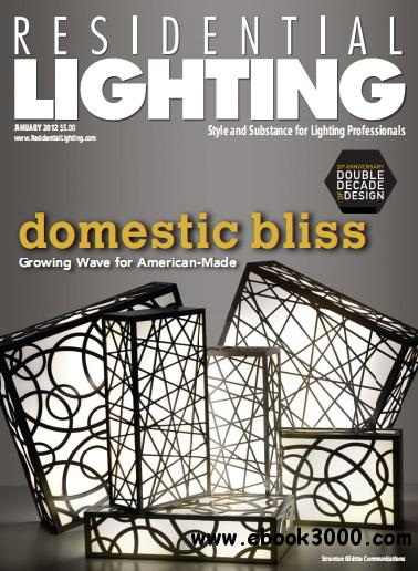 Residential Lighting Magazine January 2012 free download