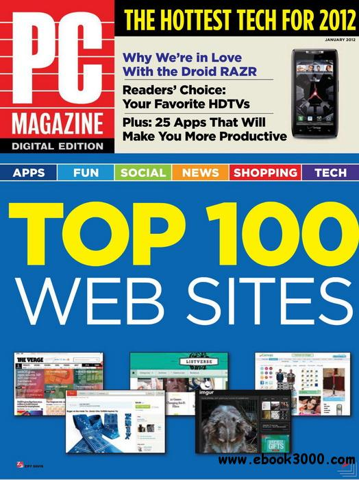 PC Magazine - January 2012 free download