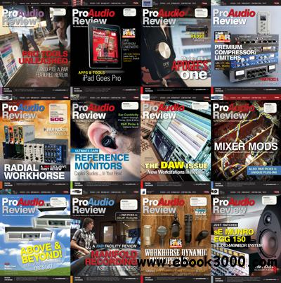 ProAudio Review 2011 Full Year Collection free download