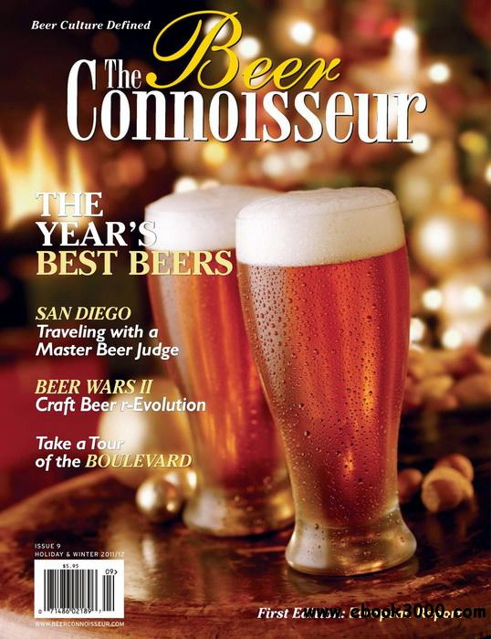 Beer Connoisseur - Winter 2011 / 2012 free download