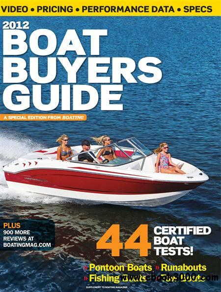 Boating - Buyer's Guide 2012 free download