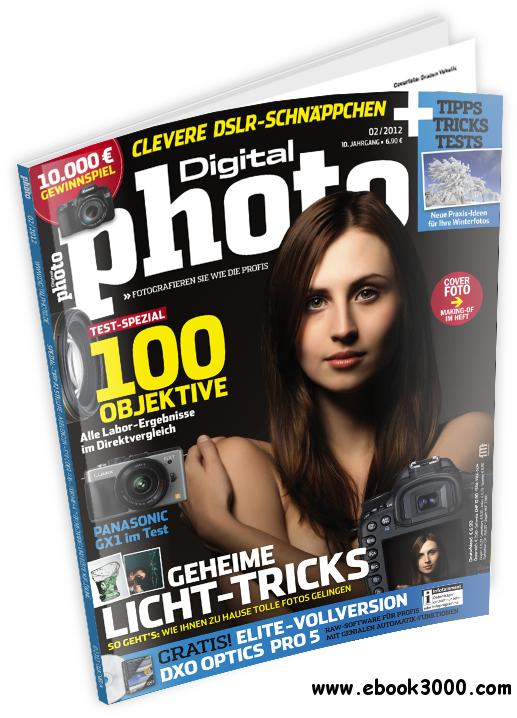 Digital Photo Magazin Februar No 02 2012 free download