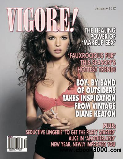 Vigore Magazine - January 2012 free download