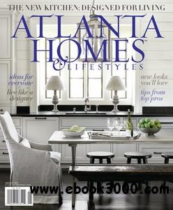 Atlanta Homes & Lifestyles - January 2012 free download