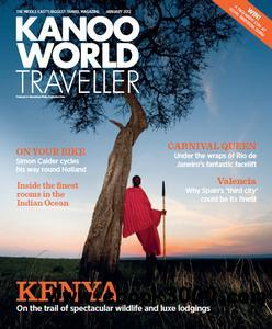 Kanoo World Traveller - January 2012 free download